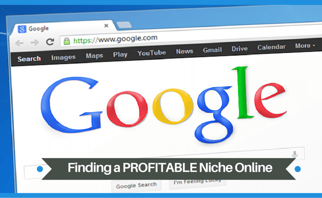 Find a Niche Market Online