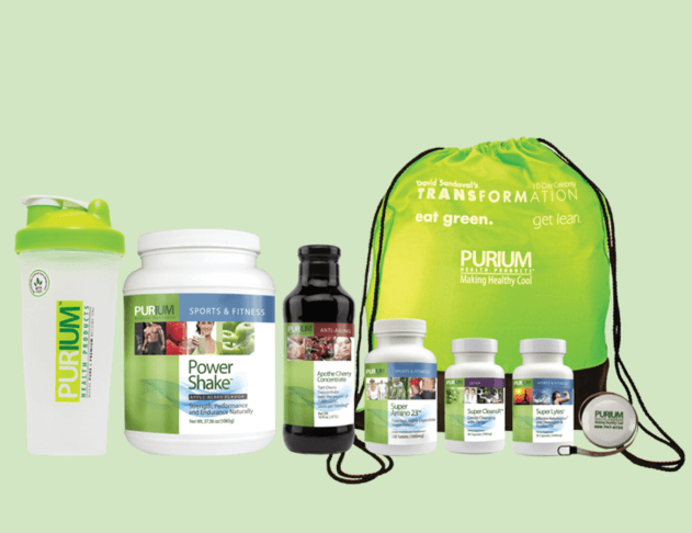 Purium 10 Day Transfomation