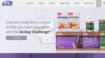Advocare Products Feature Image