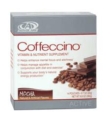 Coffeccino energy supplement