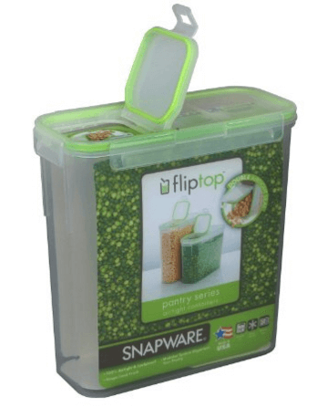 Snapware Cereal Container