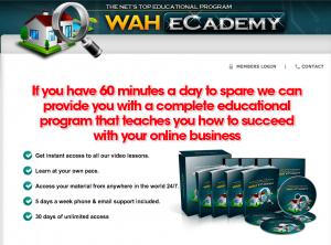 Wah Academy