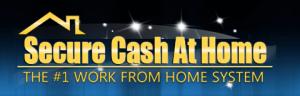 Secure Cash at Home logo
