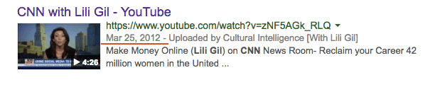 CNN Video From 2012 Lil Gil