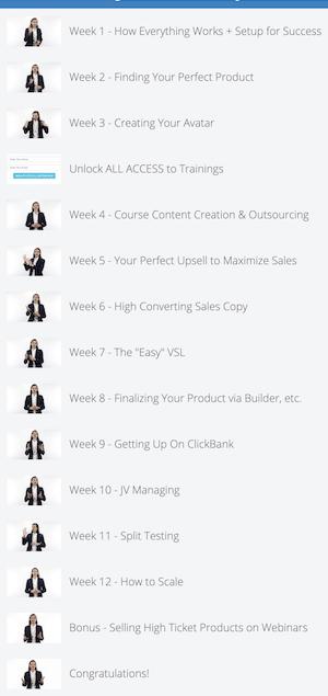 CBU Product Vendor Training