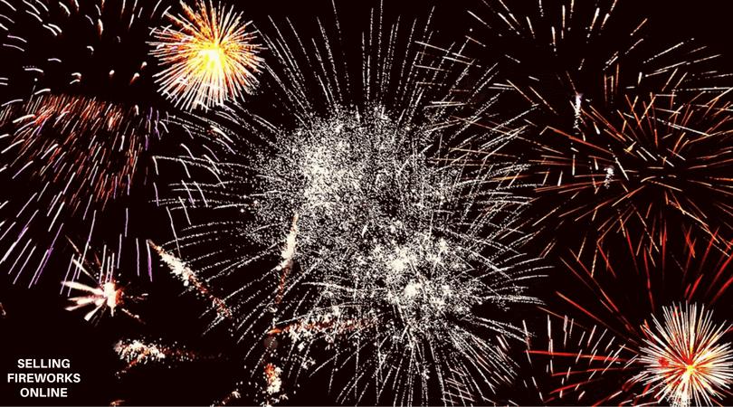 Selling Fireworks Online