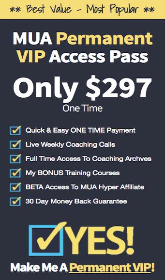 Mua Lifetime Membership $297 Upsell
