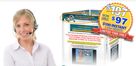 Online Home Careers University