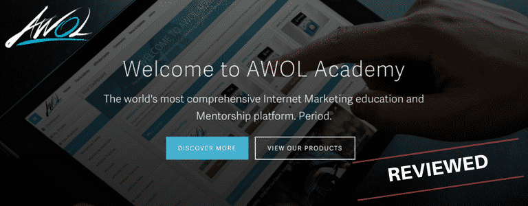 AWOL Academy Review- Legit System or High Ticket Scam