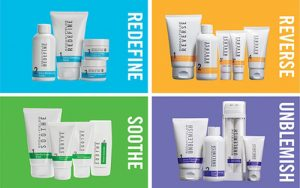 Rodan and Fields 4 Main Product Categories