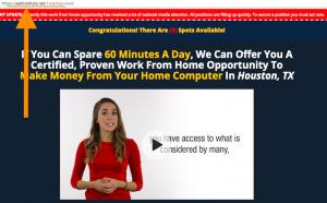 WAH Institute Video Sales Page