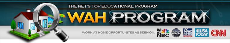 WAH Program Logo