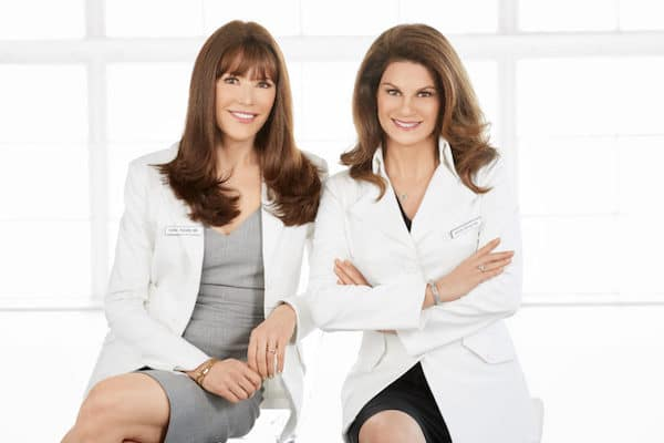 Kathy Field and Katie Rodan