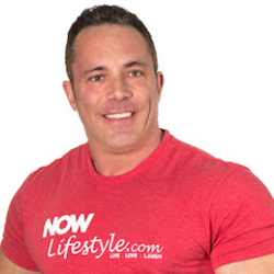 Joel Therien CEO Now Lifestyle
