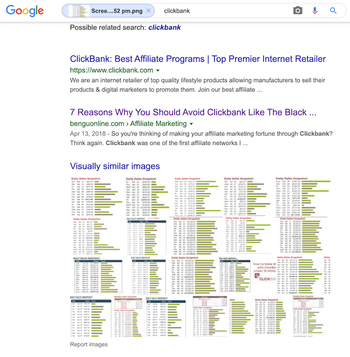 Google Image Search Results for ClickBank Income