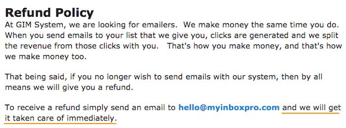 GIM System My Inbox Pro