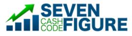 Seven Figure Cash Code Logo