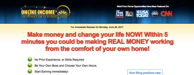 Is Online Income Really The 1 Choice For an Internet Career
