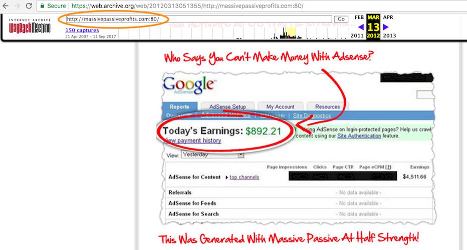 Fake Income Proof