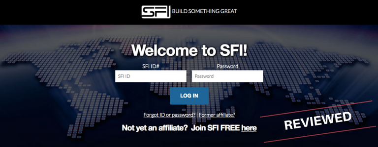What Is SFI Affiliate Center - Legit Opportunity or Scam - Full Review