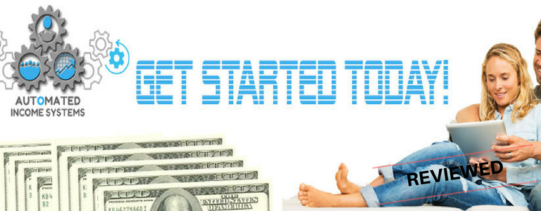 Automated Income Systems Review - Legit Money Maker or Scam
