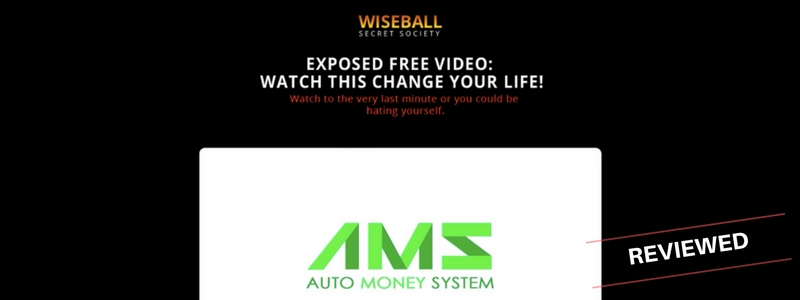 Wiseball Auto Money System - Scam or Real Money Making Loophole