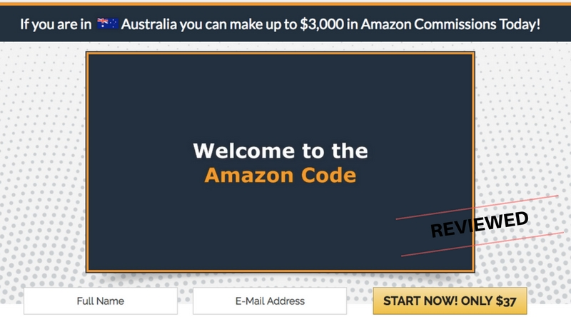 What Is The AZ Code- Scam or Legit Amazon Money Making System