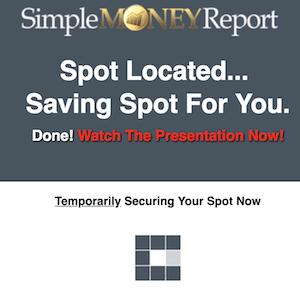 Simple Money Report