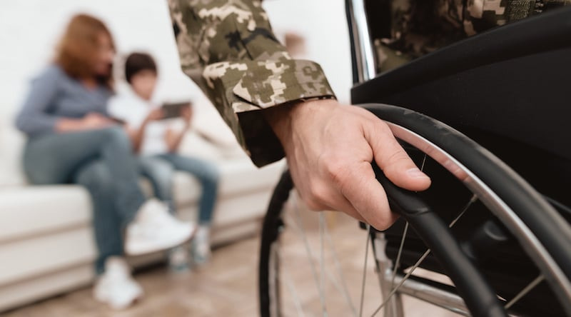 Work From Home Ideas For Disabled Veterans