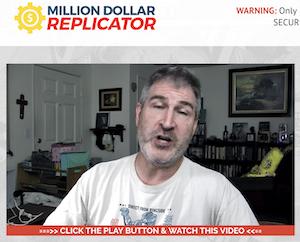 Fake Testimonial 1 - Million Dollar Replicator