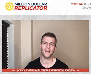 Fake Testimonial 2 - Million Dollar Replicator