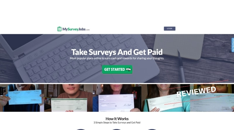 My Survey Jobs Review