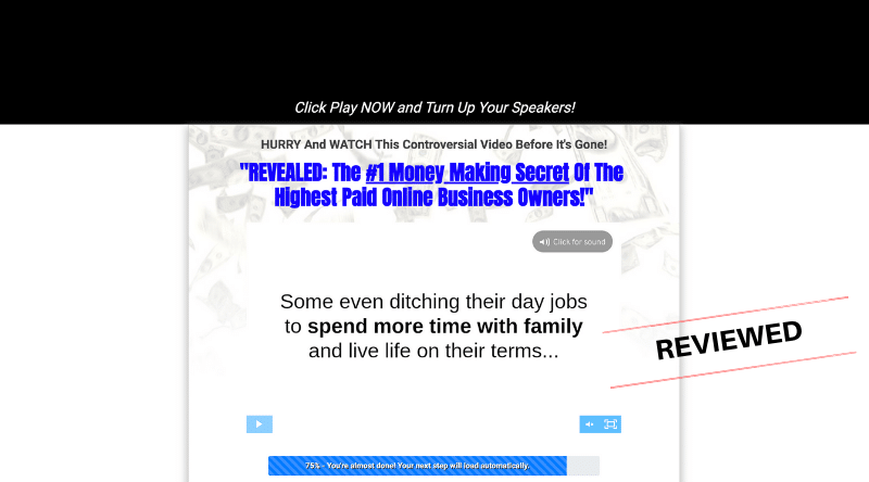 The Ecom Freedom Blueprint - Scam or Legit Opportunity