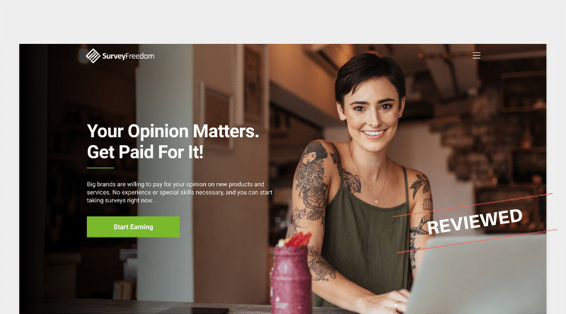 Survey Freedom- Scam or Legit