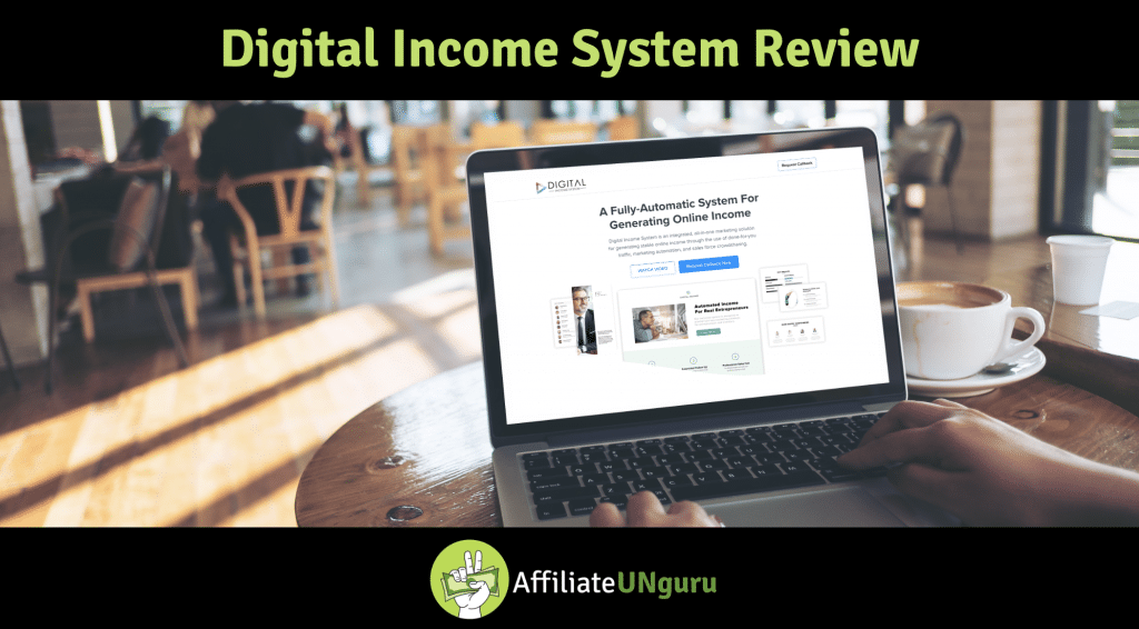 Digital Income System Review Feature