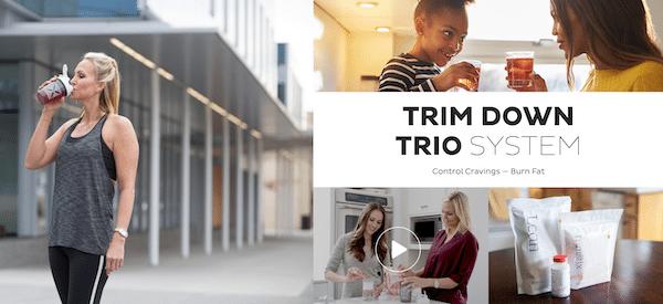 Trim Down Trio System