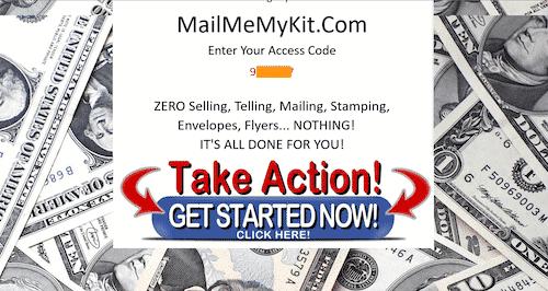 Mailbox Money capture page