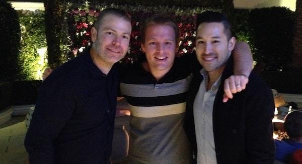 Kyle, Carson and Tim 2018 Las Vegas