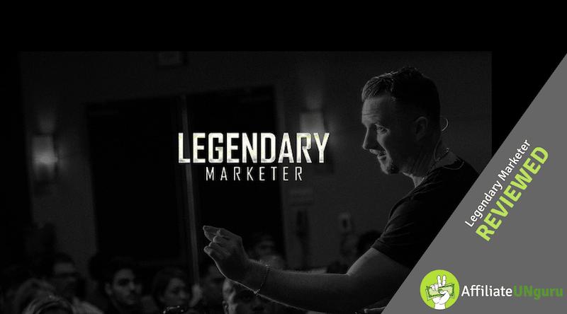 Review of Legendary Marketer