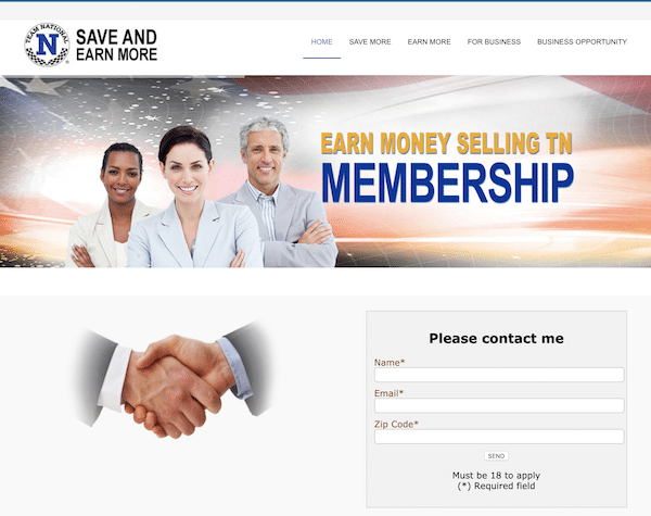 Save and Earn More Website