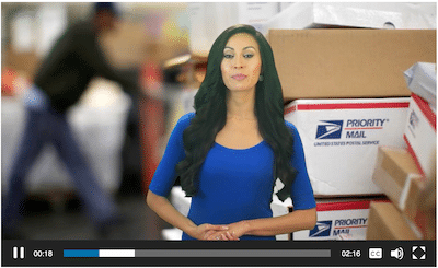 Job-Postal Spokesperson