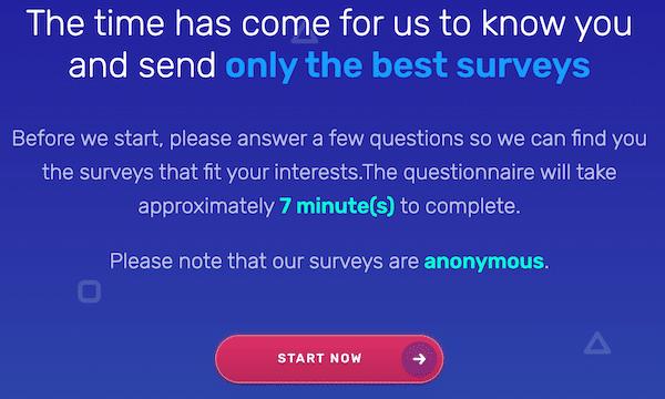Pre-Screening Questionnaire