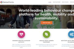 BetterPoints App Website