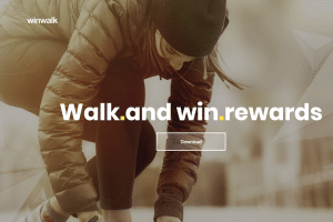 Review of the Winwalk Fitness App