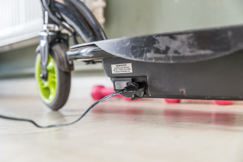 Make Money Charging Electric Scooters