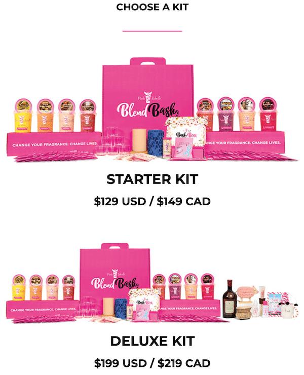 Consultant Starter Kit Pink Zebra