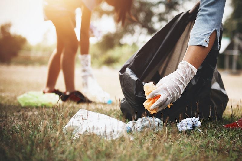 Ways to Make Money Picking Up Trash