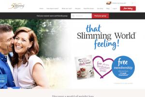 Slimming World website