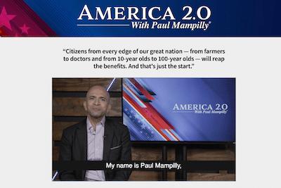 Paul Mampilly's America 2.0