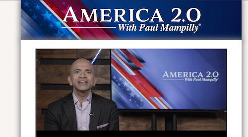 America 2.0 presentation for Profits Unlimited subscription